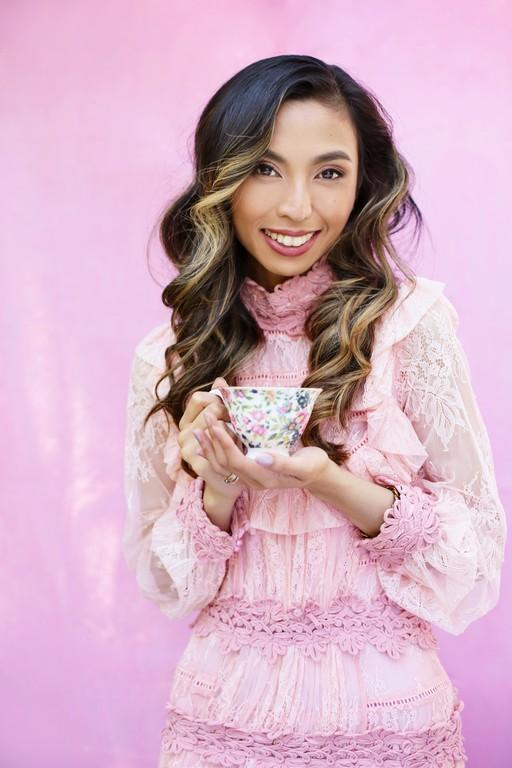 Woman Entrepreneur, Lady Glass, Romantic Fine Teas, Tea Tasting, Tea Events