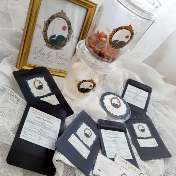 Romantic Teafuser Tea Making Kit